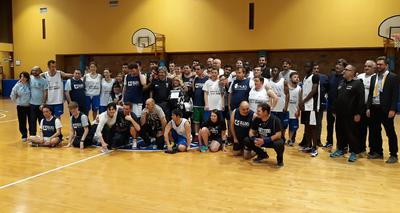 """Everybody needs some basket"" si conclude con un'amichevole a Bologna"