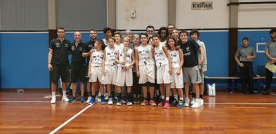La XIX Edizione del Memorial Larentis va all'Aquila Basket