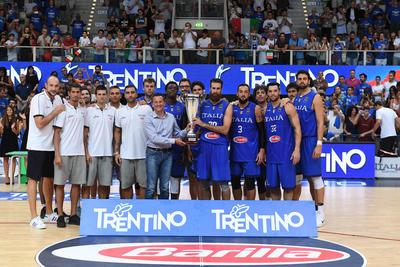 """Il presidente Longhi: """"Una Trentino Cup stimolante e partecipata"""""""
