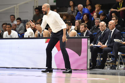 «Contro il Partizan partita decisiva per la nostra EuroCup»