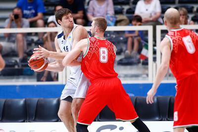 Trentino Cup, la Bielorussia batte l'Ucraina ed è terza