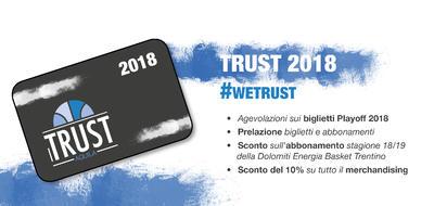 Trust Aquila, l'iscrizione dà diritto a biglietti playoff in prelazione. Silli: «Entusiasmo contagioso»