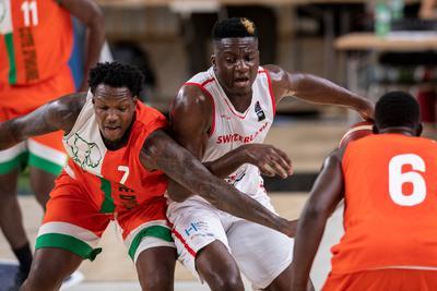 Trentino Basket Cup, vittoria della Costa d'Avorio 68-69