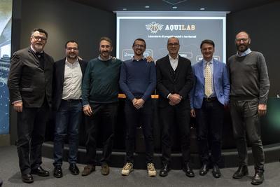 Ecco AquiLab, il programma di responsabilità sociale di Aquila Basket