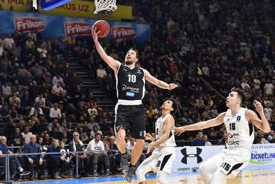 A Belgrado rimonta solo sfiorata: vince il Partizan 76-71