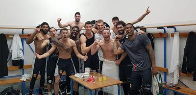 Brindisi espugnata 76-81, Dolomiti Energia di nuovo ai playoff!