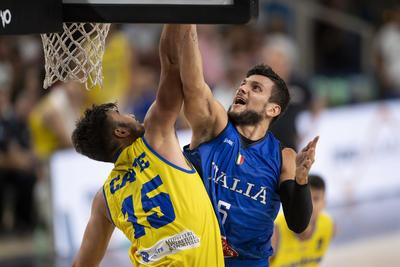 Trentino Basket Cup, per l'Italia bella vittoria contro la Romania