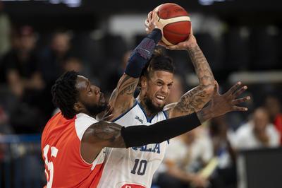 La settima Trentino Basket Cup è degli Azzurri!