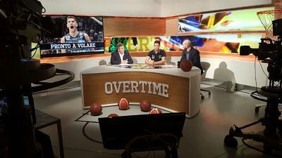 Flaccadori ospite di RaiSport: rivedi la puntata di Overtime