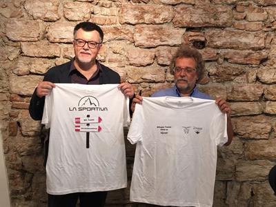 """""""RicostruiAMO il rifugio Tonini"""": il 24 giugno con Luca Lechthaler e la SAT si cammina in montagna"""