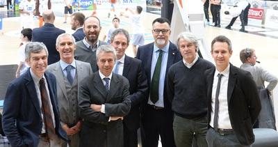 Aquila Basket, ecco il nuovo cda: Luigi Longhi confermato presidente