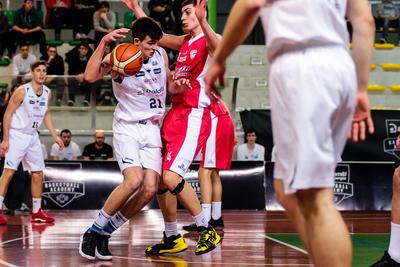 Dolomiti Energia U18, con la vittoria su Trieste si chiude la seconda fase
