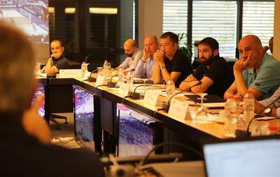 Barcellona, Buscaglia al meeting tra i coach di 7Days EuroCup