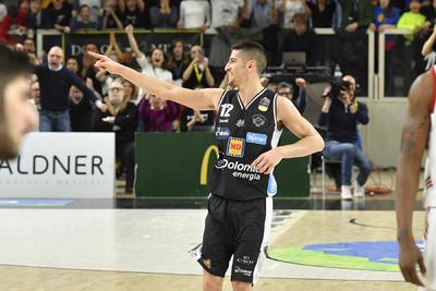 Ecco la quinta consecutiva! Vittoria 82-75 contro Trieste