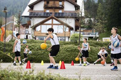 Aquila Basket Summer Camp, avanti tutta!