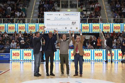 Consegnati ad AIL Trentino i 20mila euro raccolti con la lotteria