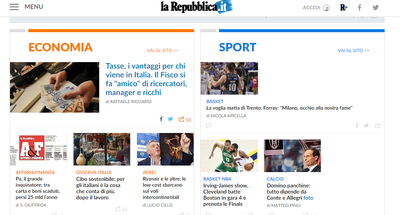 """Forray a Repubblica: """"Abbiamo ancora fame, vogliamo giocarcela"""""""