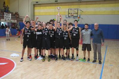 U15 corsara a Riva: titolo regionale per i ragazzi di Lucente