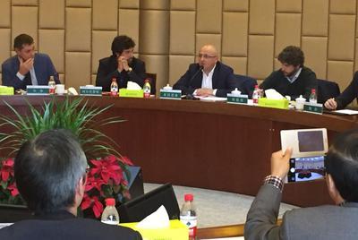 Aquila Basket in Cina, tra scuole basket, team di CBA e meeting
