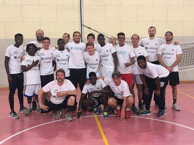 """""""One Team, One Staff"""": la Dolomiti Energia Trentino e il progetto di responsabilità sociale di Eurolega"""