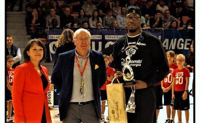 Pro Stars, Sutton MVP del torneo: alla squadra il premio Fair Play