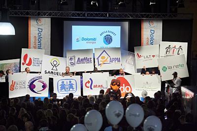 15 associazioni per il progetto No Profit: si parte sabato con ABIO