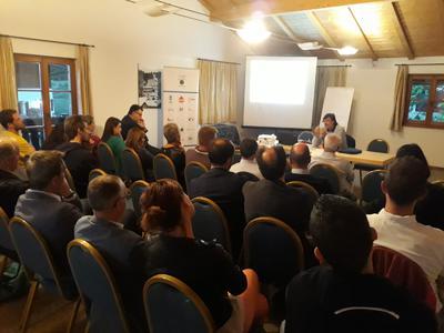 """""""Uno sguardo verso l'alt(r)o"""", coach Calamai in Trentino per il 4° appuntamento del progetto"""