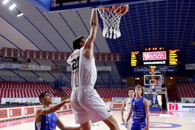 NextGen Cup, tre su tre per i nostri U18: 86-47 contro Sassari
