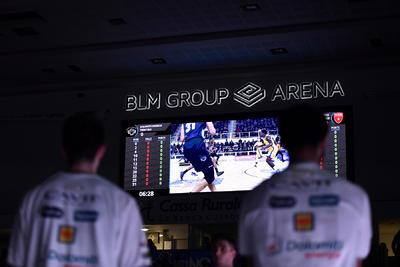 Presentati in via ufficiale nome e logo della BLM Group Arena