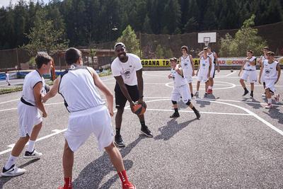 Aquila Basket Summer Camp, quanti ospiti nella prima edizione!