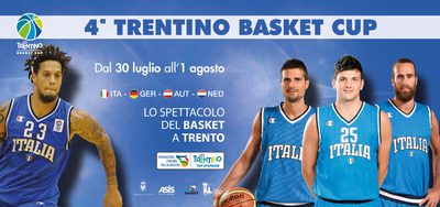 Trentino Basket Cup: IV edizione - Aquila Basket Trento 2013