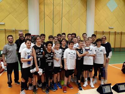 """Aquila Basket si aggiudica il """"Trofeo Cassa Rurale Alto Garda in memoria di Manuel Bobicchio"""""""
