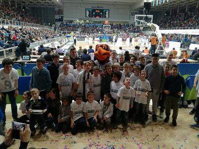 Aquila Basket Winter Camp, chiusa una edizione da record