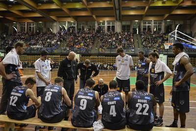 Bolzano, grande entusiasmo per la Dolomiti Energia e il basket di A