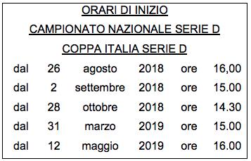 Calendario Serie A 16 Ottobre.Serie D Il Campionato Della Reggiana Parte Da Crema