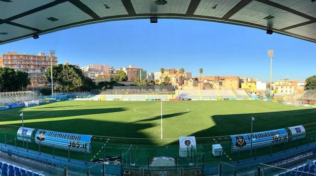 Lo stadio De Simone, foto: Fonte Web