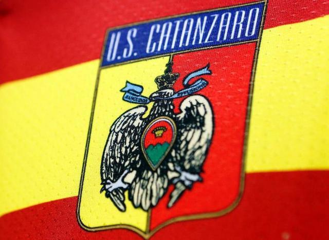 Il logo del Catanzaro, foto: Romana Monteverde