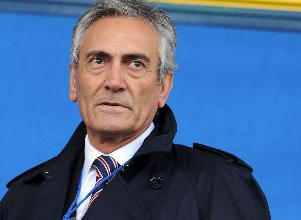 Il presidente Gabriele Gravina, foto: Fonte Web