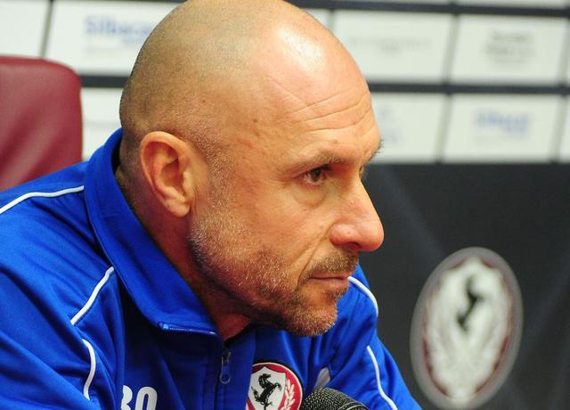 Il tecnico Stefano Sottili, foto: Fonte Web