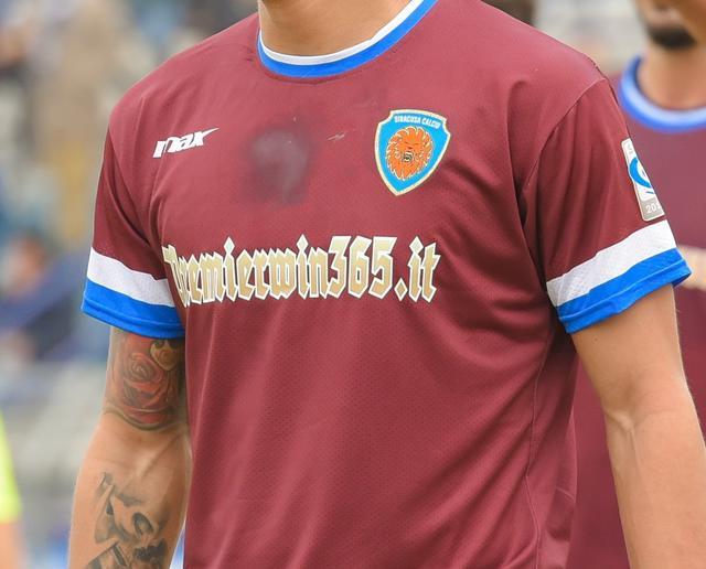 La maglia del Siracusa, foto: Emanuele Taccardi