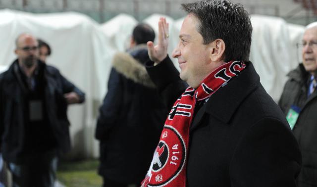 Il presidente Luca Gallo, foto: Fonte Web