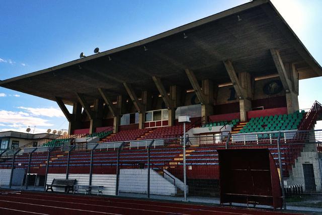 Lo stadio Ettore Mannucci di Pontedera, foto: Fonte Web