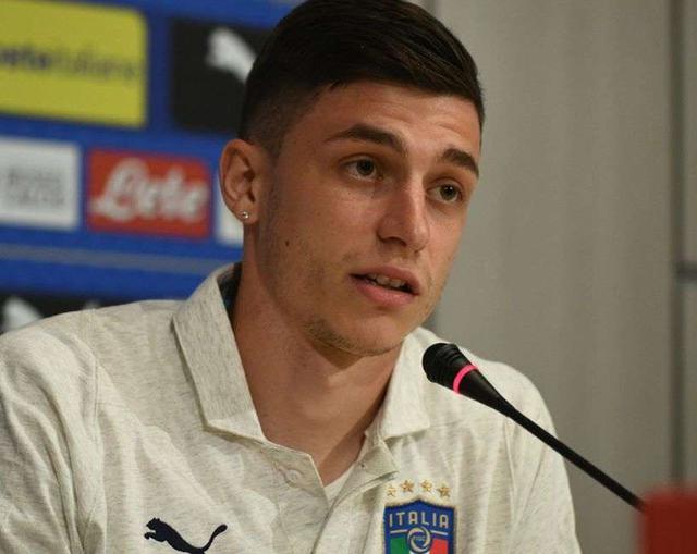 Il centrocampista Rolando Mandragora, foto: Figc.it