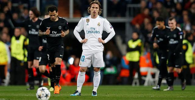 Il centrocampista Luka Modric, foto: Fonte Web