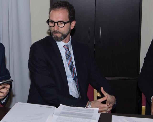 Umberto Calcagno dell'Aic, foto: Fonte Web