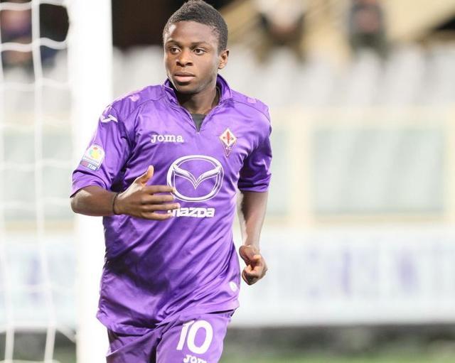 Il centrocampista Andy Bangu, foto: Fonte Web