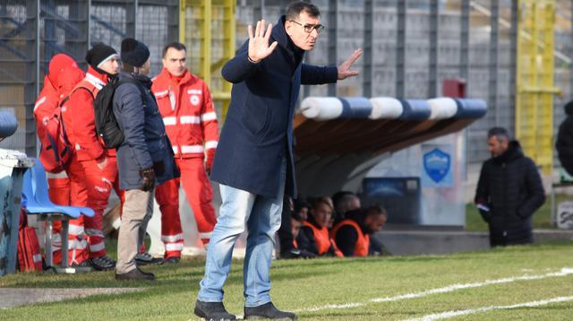 Il tecnico Franco Danza, foto: Sandro Veglia