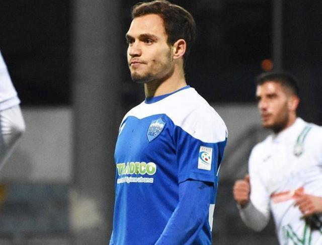 L'esterno offensivo Lorenzo Di Livio, foto: Sandro Veglia