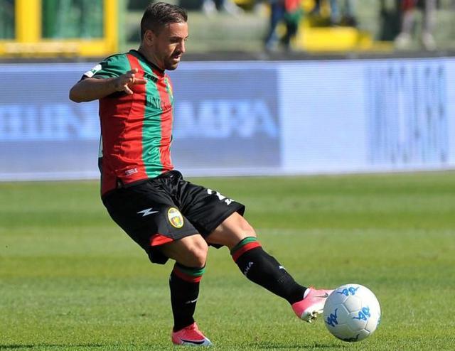 L'esterno offensivo Filippo Tiscione, foto: TuttoMercatoWeb.com