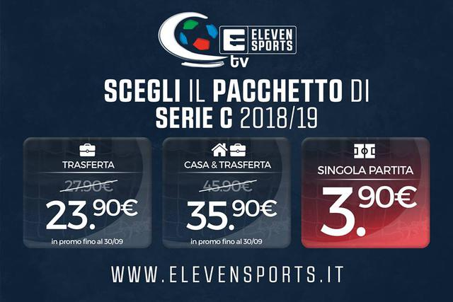 I prezzi di Eleven Sport, foto: Fonte Web